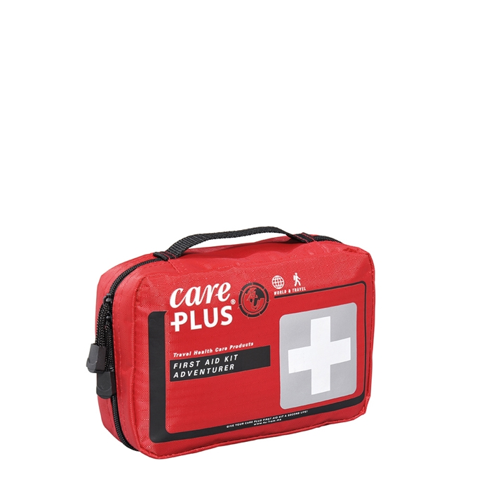 Care Plus First Aid Kit - Adventurer red - 1