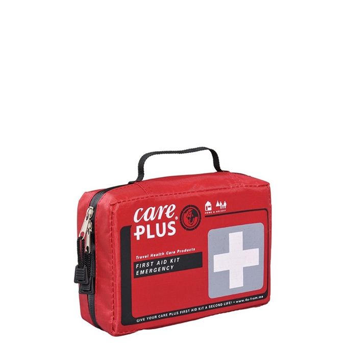 Care Plus First Aid Kit - Emergency red - 1