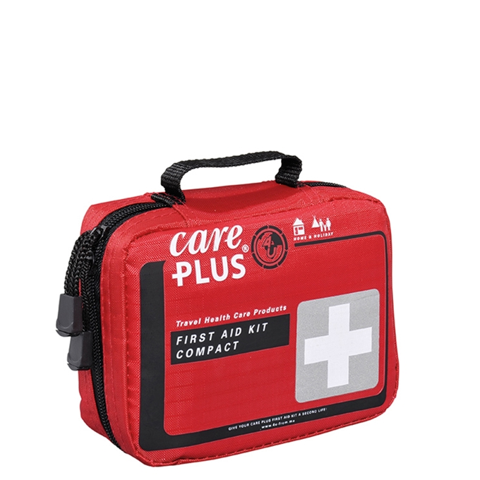 Care Plus First Aid Kit - Compact red - 1