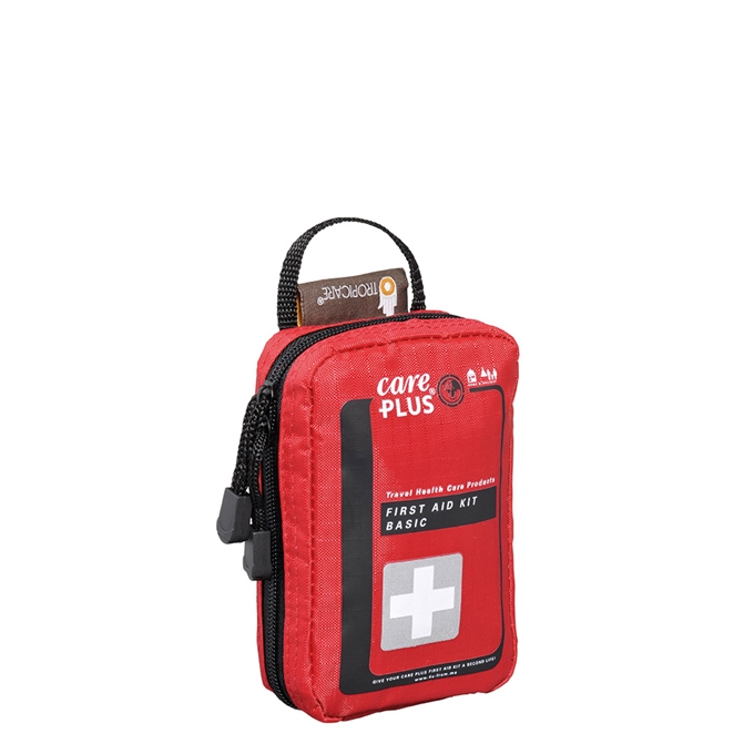 Care Plus First Aid Kit - Basic red - 1