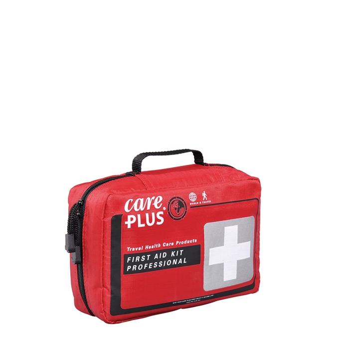 Care Plus First Aid Kit - Professional red