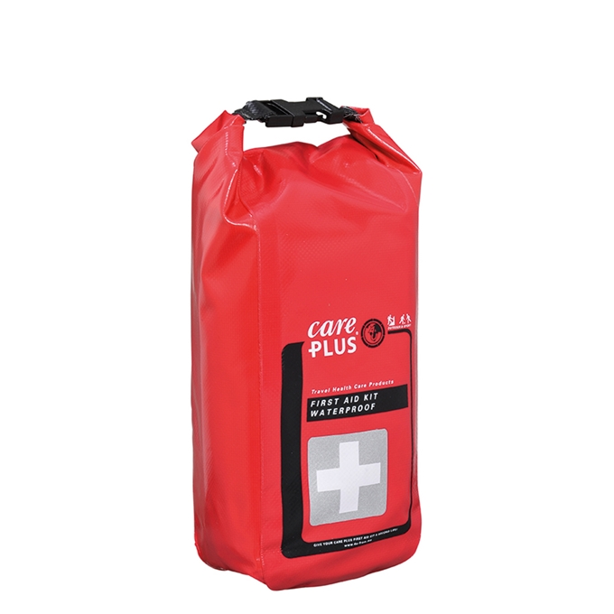 Care Plus First Aid Kit - Waterproof red - 1