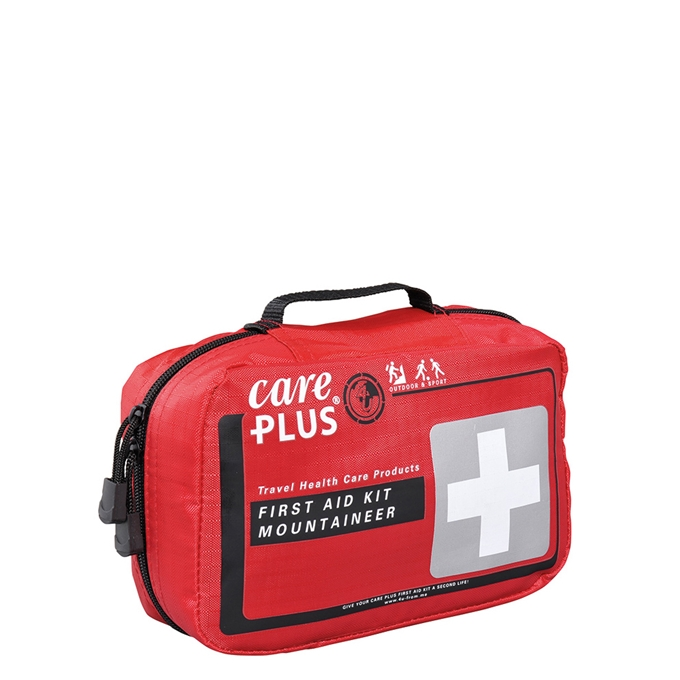 Care Plus First Aid Kit - Mountaineer red - 1