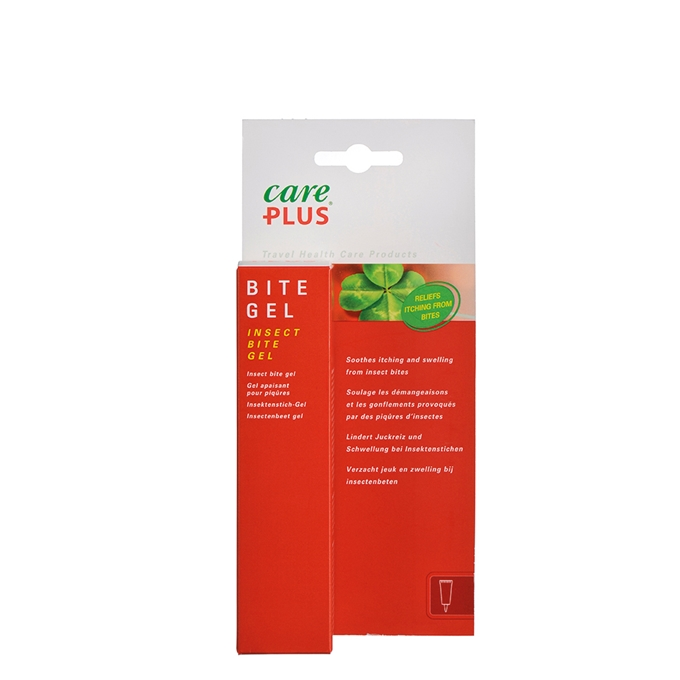 Care Plus First Aid Insect SOS Gel 20 ml transparant - 1