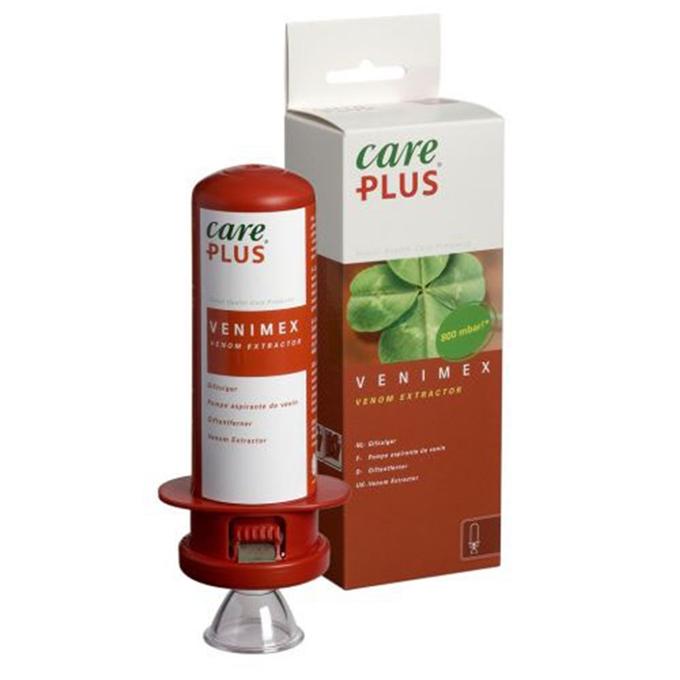 Care Plus First Aid Venimex - Venom Extractor red - 1