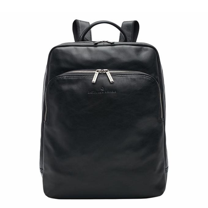 """Castelijn & Beerens Firenze Business Rugzak 15.6"""" + Tablet zwart - 1"""