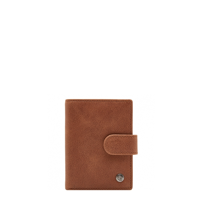 Castelijn & Beerens Vivo RFID Mini Wallet cognac - 1