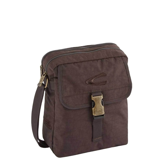 Camel Active Journey Schoudertas brown3 - 1