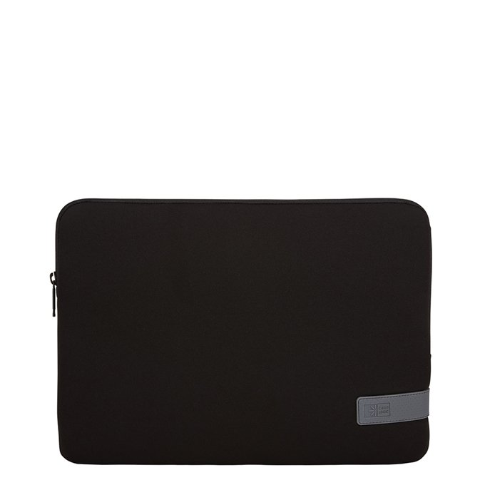 Case Logic Reflect Memory Foam Laptopsleeve 13 inch black - 1