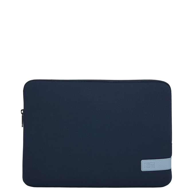 Case Logic Reflect Memory Foam Laptopsleeve 13'' dark blue - 1