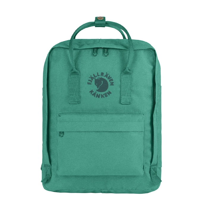 Fjallraven Re-Kanken Rugzak emerald - 1