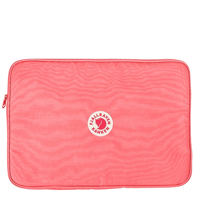 Fjallraven Kanken Laptop Case 15 peach pink - 1