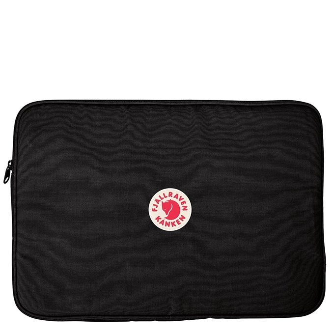 "Fjallraven Kanken Laptop Case 15"" black - 1"