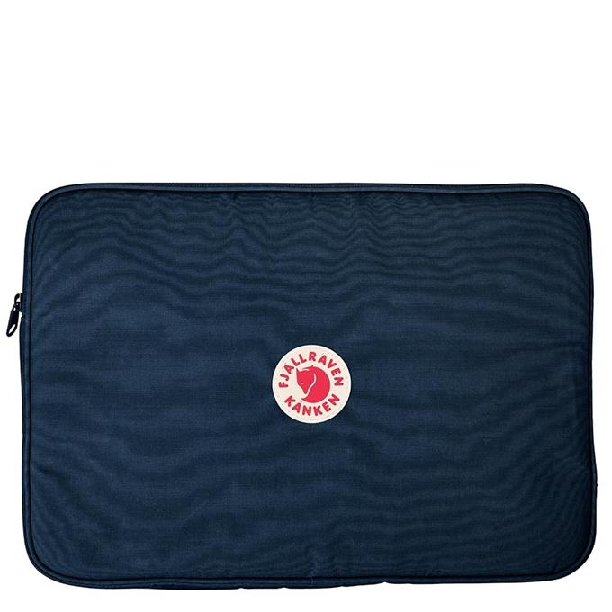 "Fjallraven Kanken Laptop Case 15"" navy - 1"