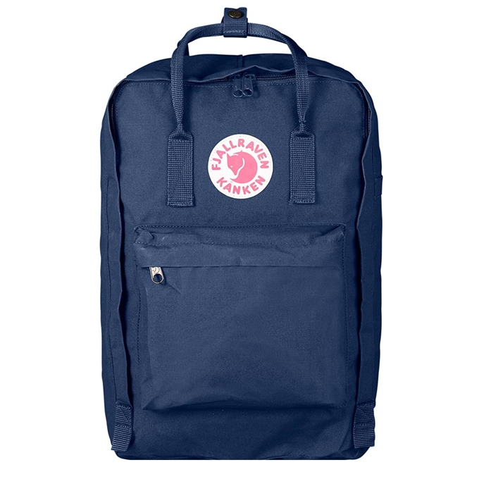 "Fjallraven Kanken Laptop 17"" Rugzak royal blue - 1"