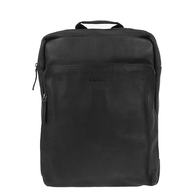 "DSTRCT Raider Road Montana Laptop Backpack 15.6"" black - 1"