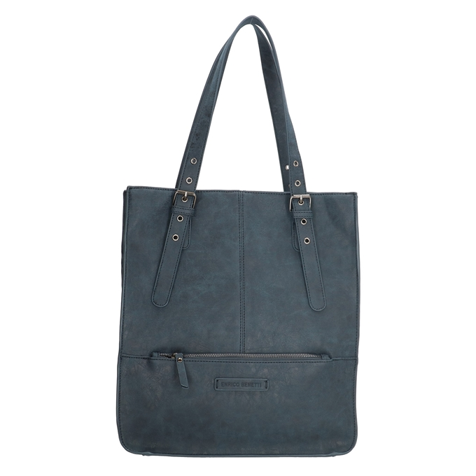 Enrico Benetti Kate Shopper blauw - 1