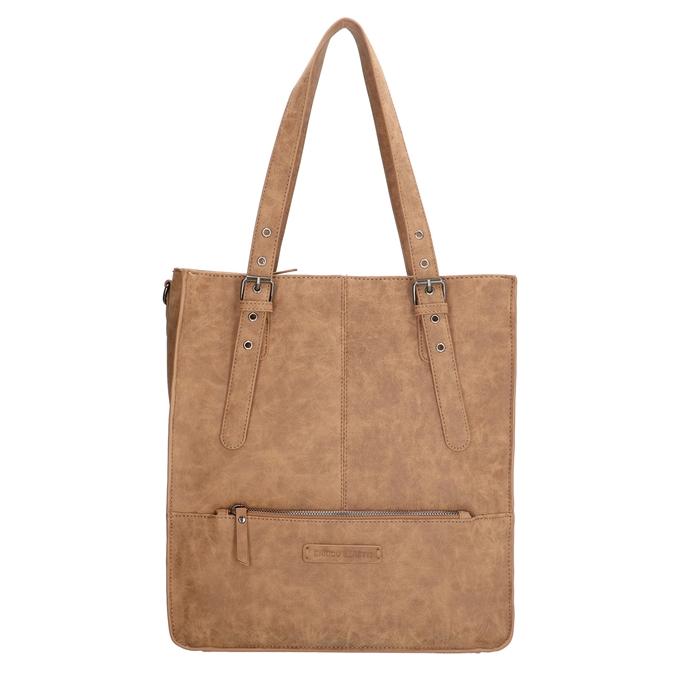 Enrico Benetti Nouméa Dames Shopper camel - 1
