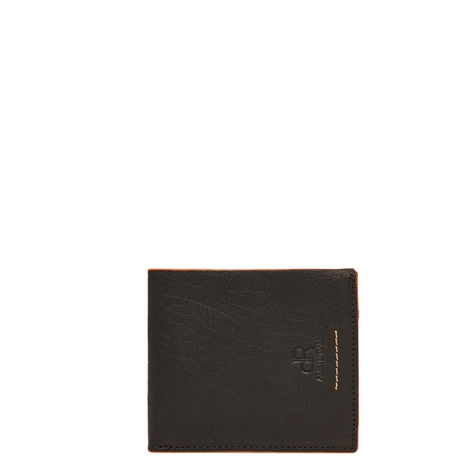 dR Amsterdam Icon Billfold 3cc black - 1