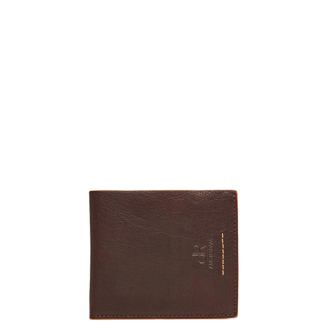 dR Amsterdam Icon Billfold 3cc brown - 1