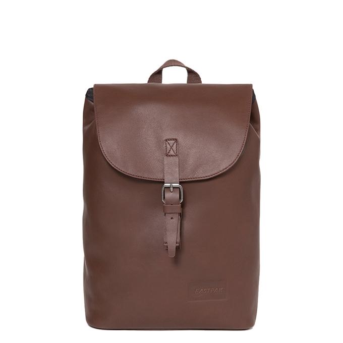Eastpak Casyl Rugzak chestnut leather - 1