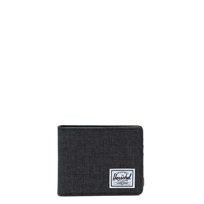 Herschel Supply Co. Hank Pashouder RFID black crosshatch/black - 1