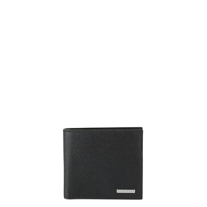 Hugo Boss Signature Collection Portemonnee 4 cc black