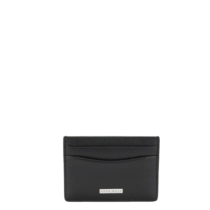 Hugo Boss Signature Collection Pasjeshouder black