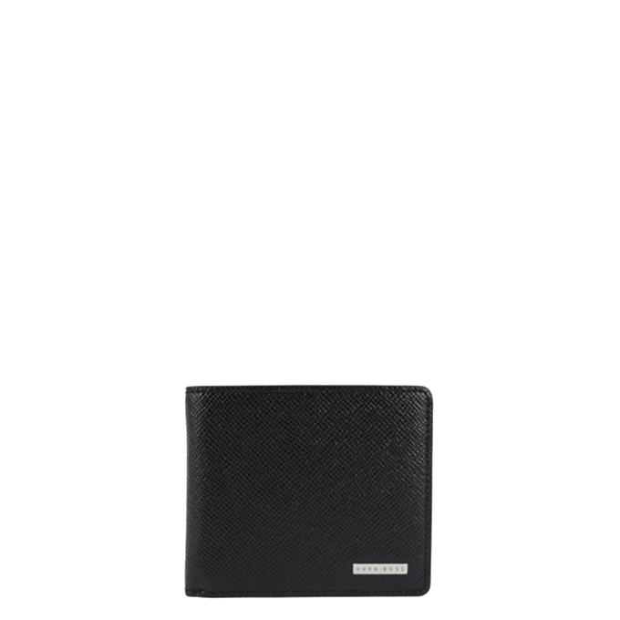 Hugo Boss Signature Collection Trifold Portemonnee black - 1