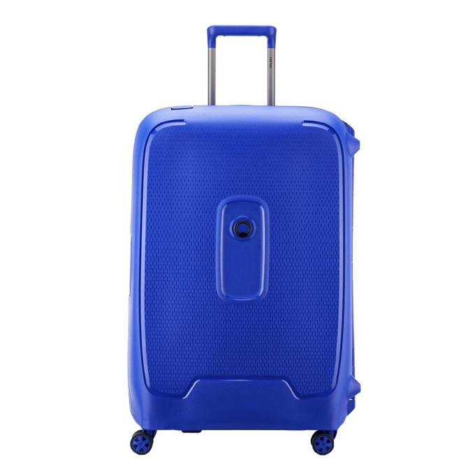 Delsey Moncey 4 Wheel Trolley 76 blue - 1