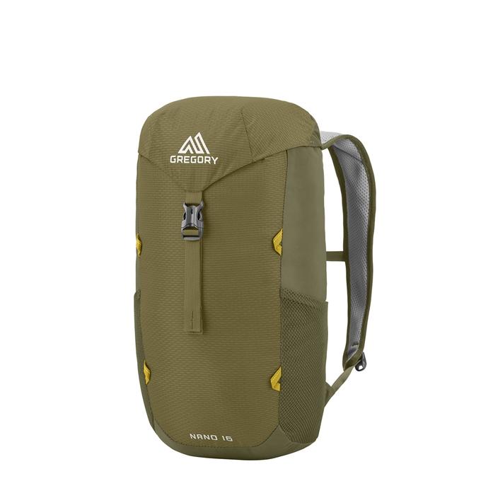 Gregory Nano Backpack 16L fennel green