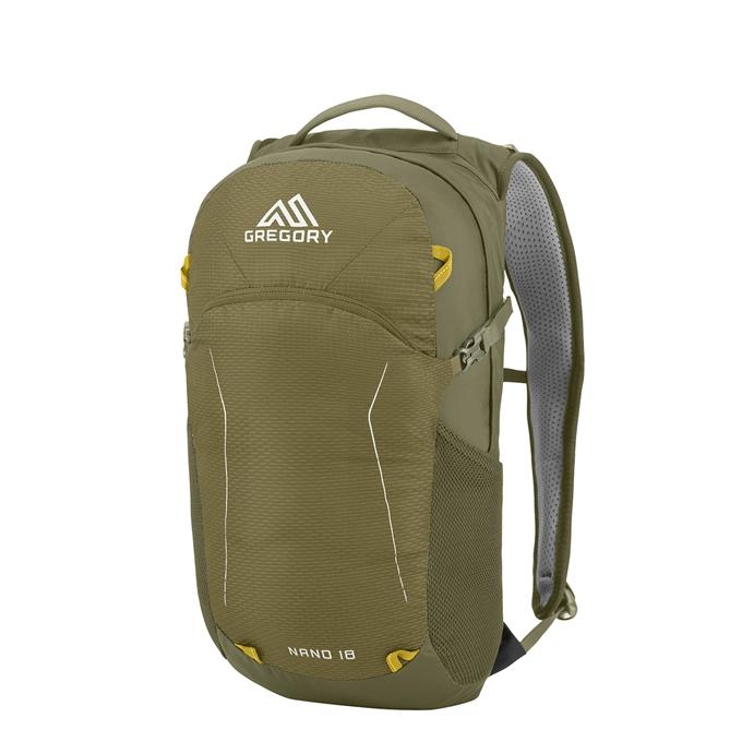 Gregory Nano Backpack 18L fennel green - 1
