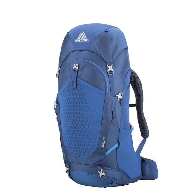 Gregory Zulu 55L Backpack S/M empire blue