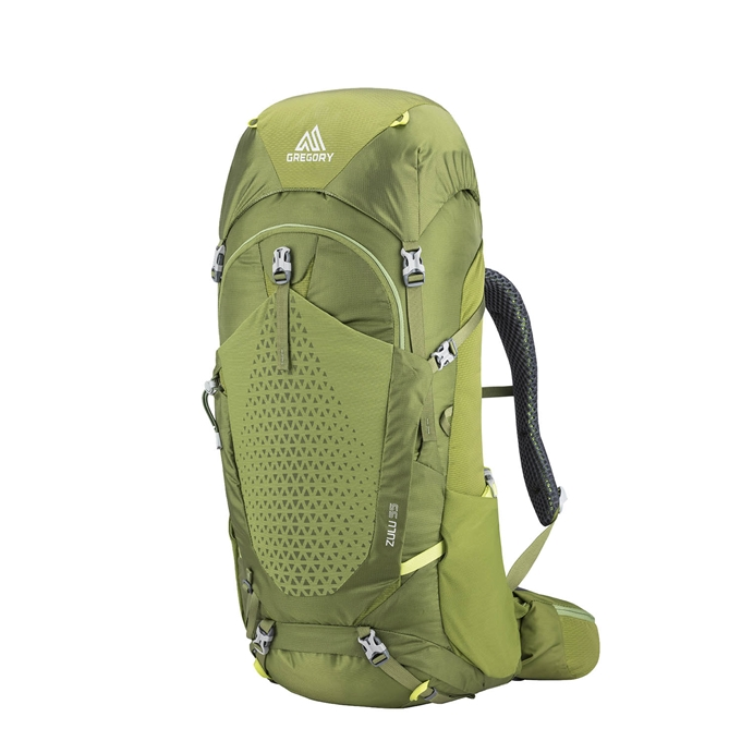Gregory Zulu 55L Backpack S/M mantis green