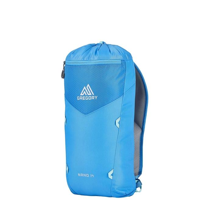 Gregory Nano Backpack 14L blue mirage