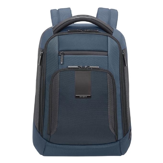 Samsonite Cityscape Evo Laptop Backpack 14.1'' blue - 1