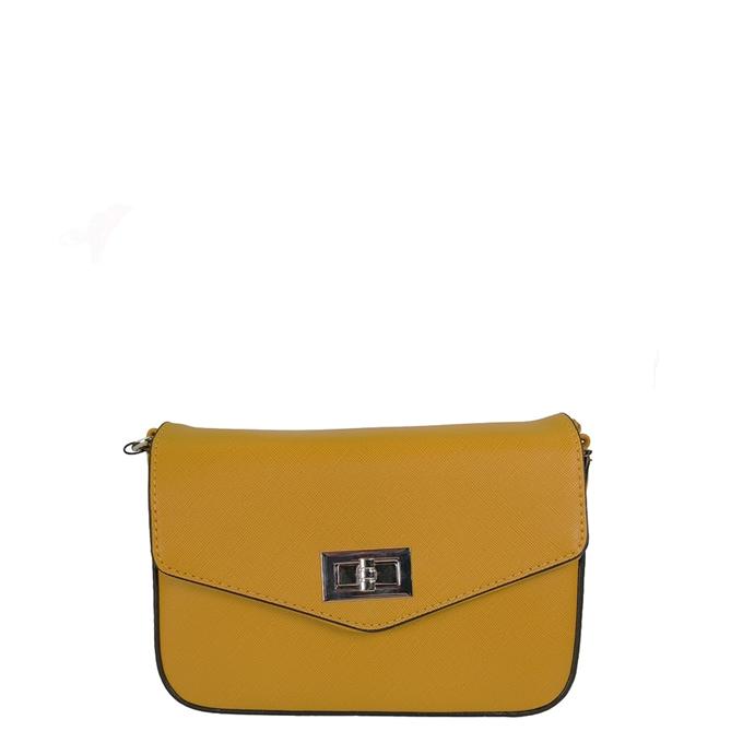 Flora & Co Bags Schoudertas geel