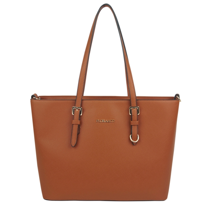 Flora & Co Bags Shopper camel
