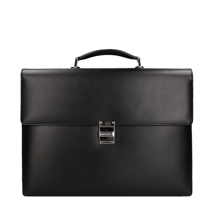 Montblanc Meisterstuck Double Gusset Briefcase black