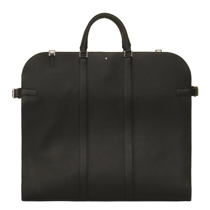 Montblanc Meisterstuck Soft Grain Garment Bag black - 1