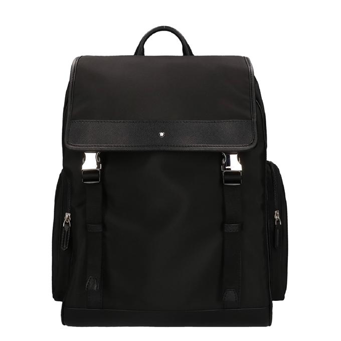 Montblanc Sartorial Jet Backpack Medium black - 1