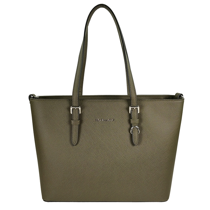 Flora & Co Bags Shopper khaki groen