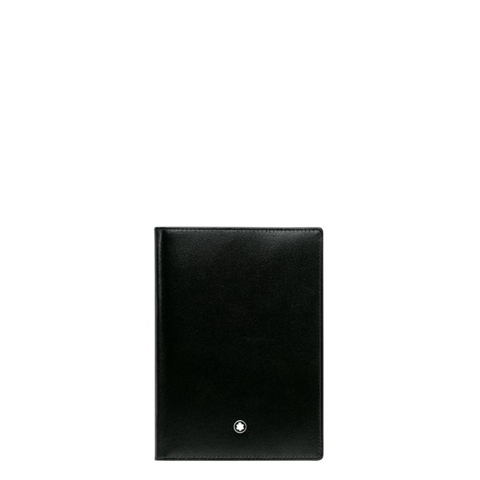 Montblanc Meisterstuck Passport Holder black - 1