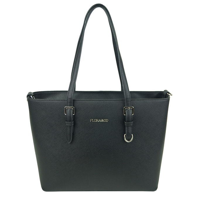 Flora & Co Bags Shopper zwart