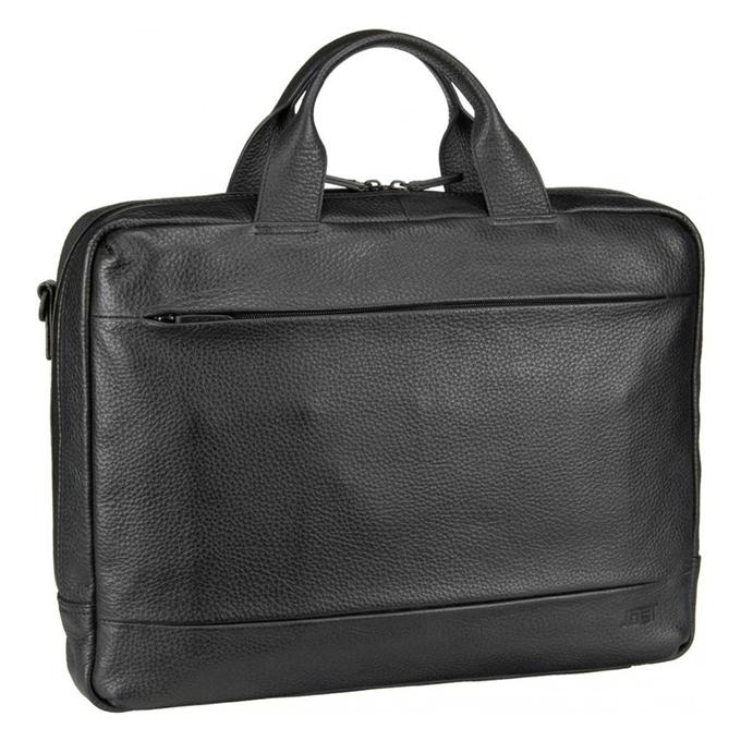 Jost Stockholm Businessbag M 1 Compartment black - 1