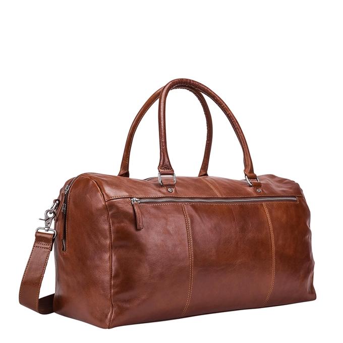 Leonhard Heyden Cambridge Travel Bag cognac - 1