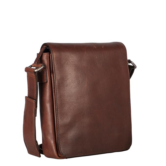 Leonhard Heyden Roma Shoulderbag S Tablet brown