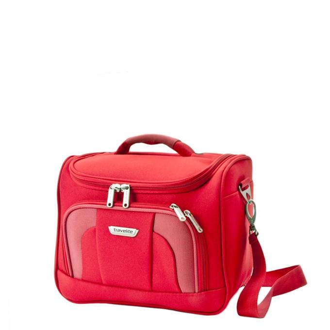 Travelite Orlando Beautycase red - 1