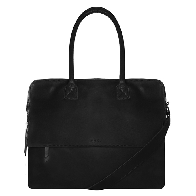 MyK. Focus Bag 15'' black