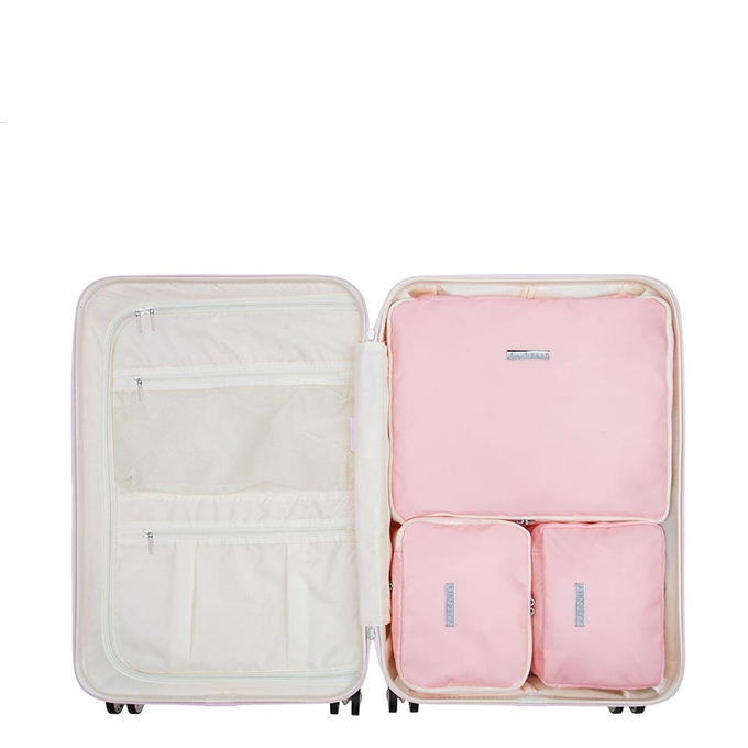 SUITSUIT Fabulous Fifties Packing Cube Set 66 cm pink dust - 1